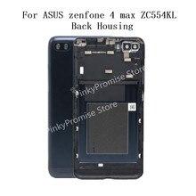 Obudowa drzwi baterii obudowa drzwi baterii tylna etui na ASUS Zenfone 4 Max ZC554KL powrót obudowa darmowa wysyłka + narzędzia