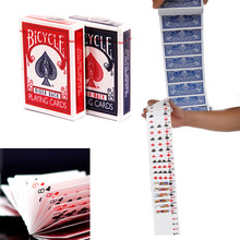 Subcluster 2 Set Deck Magic Props Card Magic Trick Stage Acrobatics Waterfall Cards