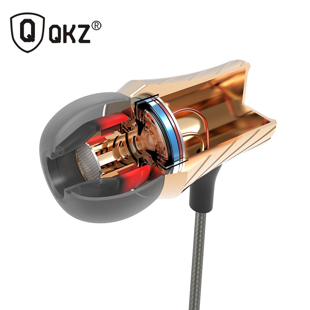 X9 qkz turbo bass estéreo en oído auricular auriculares auriculares audifonos ma
