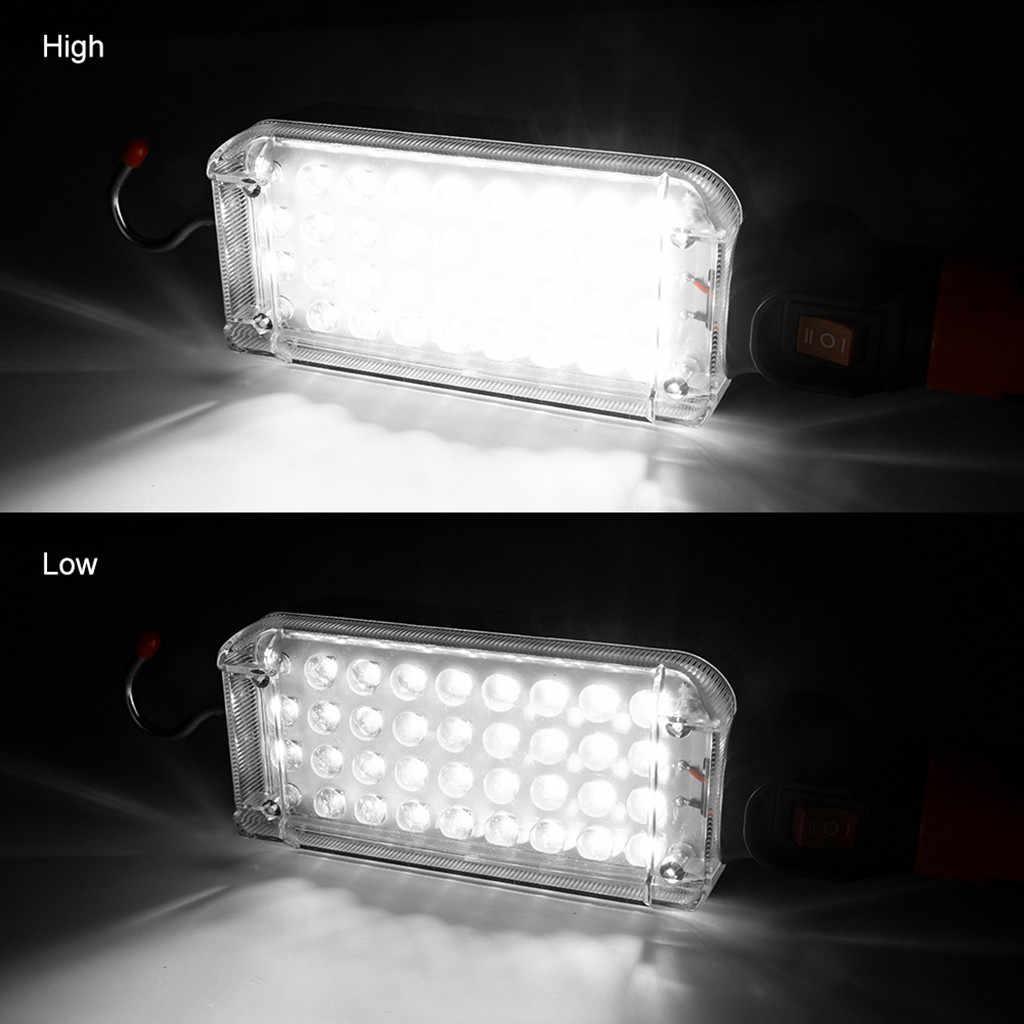 2019 новые продукты многофункциональный 34SMD светодиодный тонкий рабочий свет лампа фонарик Магнитный с крюком Аксессуары Инструмент для домашнего хозяйства