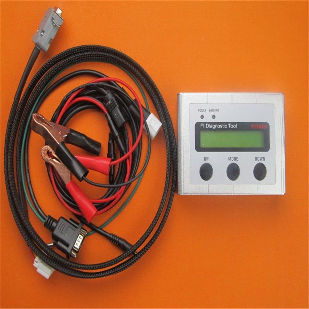 Motorrad scanner für yamaha motorrad diagnosetool Handheld professionelle Für yamaha motor scanner neueste version