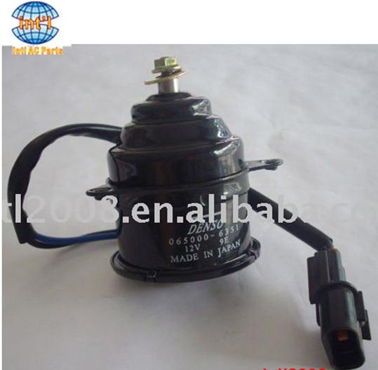 0650006351 065000 6351 065000 6351 for mitsubishi pajero for Radiator fan motor price