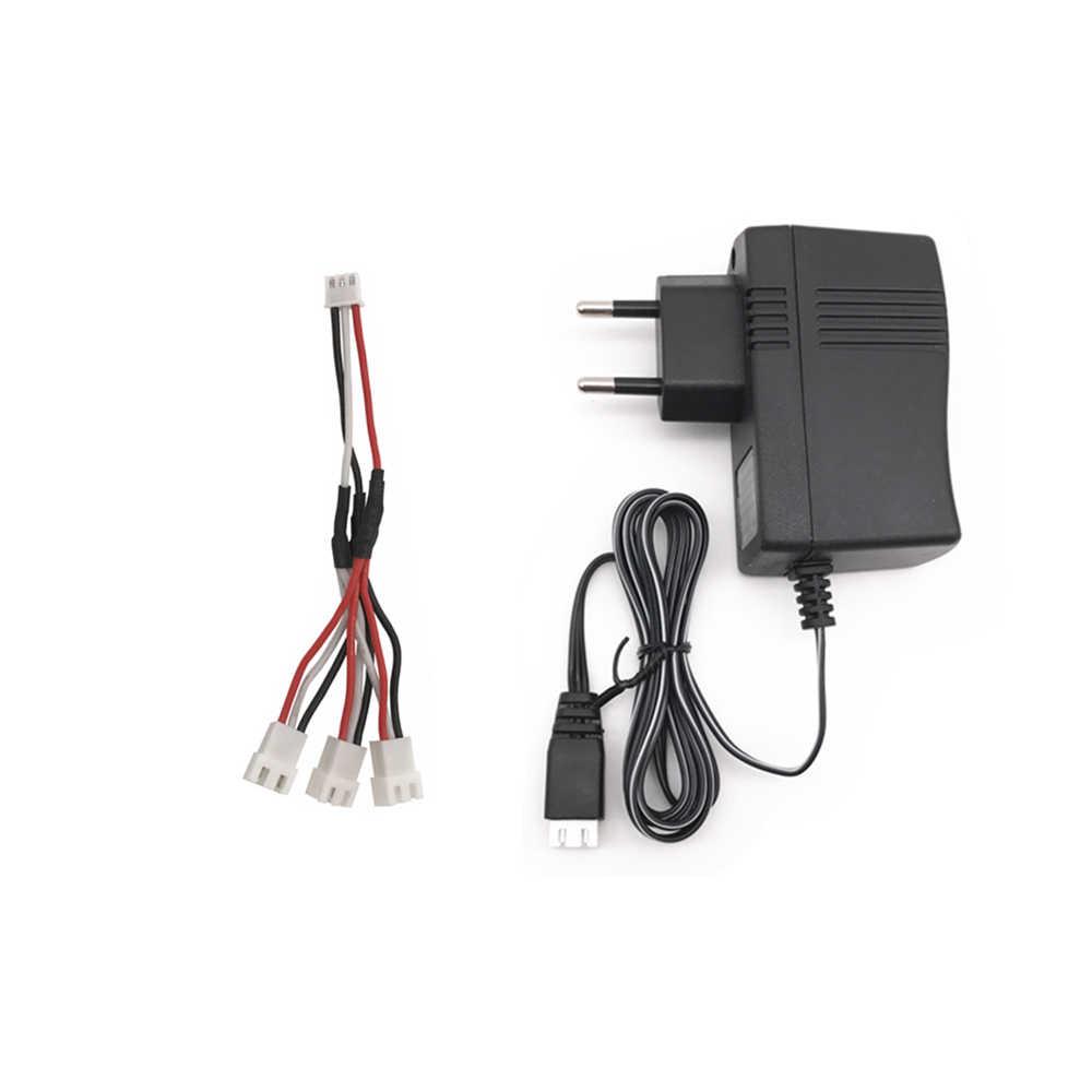 7.4 V 2 S bateria litowa zabawka do utrzymywania równowagi z ładowarką V262 V913 V912 MJX X600 X101 F45 F46 SYMA X8C X8W X8G pilot zdalnego sterowania ładowarki