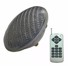 Lampe de piscine synchrone rvb PAR 56 LED 12V, ampoule blanche chaude, blanche froide, 24W 36W 48W 60/72W