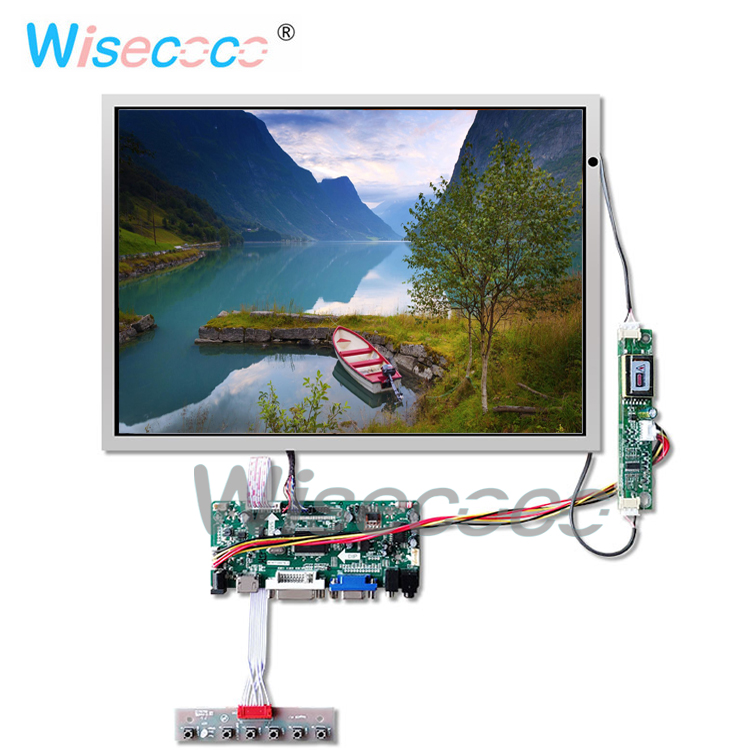 Original 15 inch display resolution 1024 * 768 LQ150X1LG81 with 20 pin speaker VGA HDMI control driver board for laptopsOriginal 15 inch display resolution 1024 * 768 LQ150X1LG81 with 20 pin speaker VGA HDMI control driver board for laptops