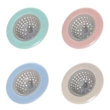 Household Kitchen Sink Strainer Cover Sewer Stopping Hair Filter Bathroom Shower Accessories