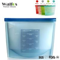 WALFOS Silicone Fresh Bags Food saver Sealing Storage bag Organization kitchen Gadgets cooking tools Accessories Supplies