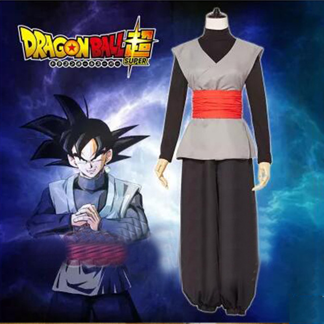 Dragonball S Dragon Ball Super Son Goku Black Time Zamasu Kai Ultra
