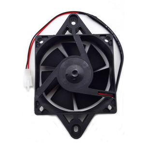 Image 4 - Xljoy電動atvラジエーター冷却ファン用中国200ccの250ccクラスatvゴーカートバギー4ウィーラーモトクロスオートバイ