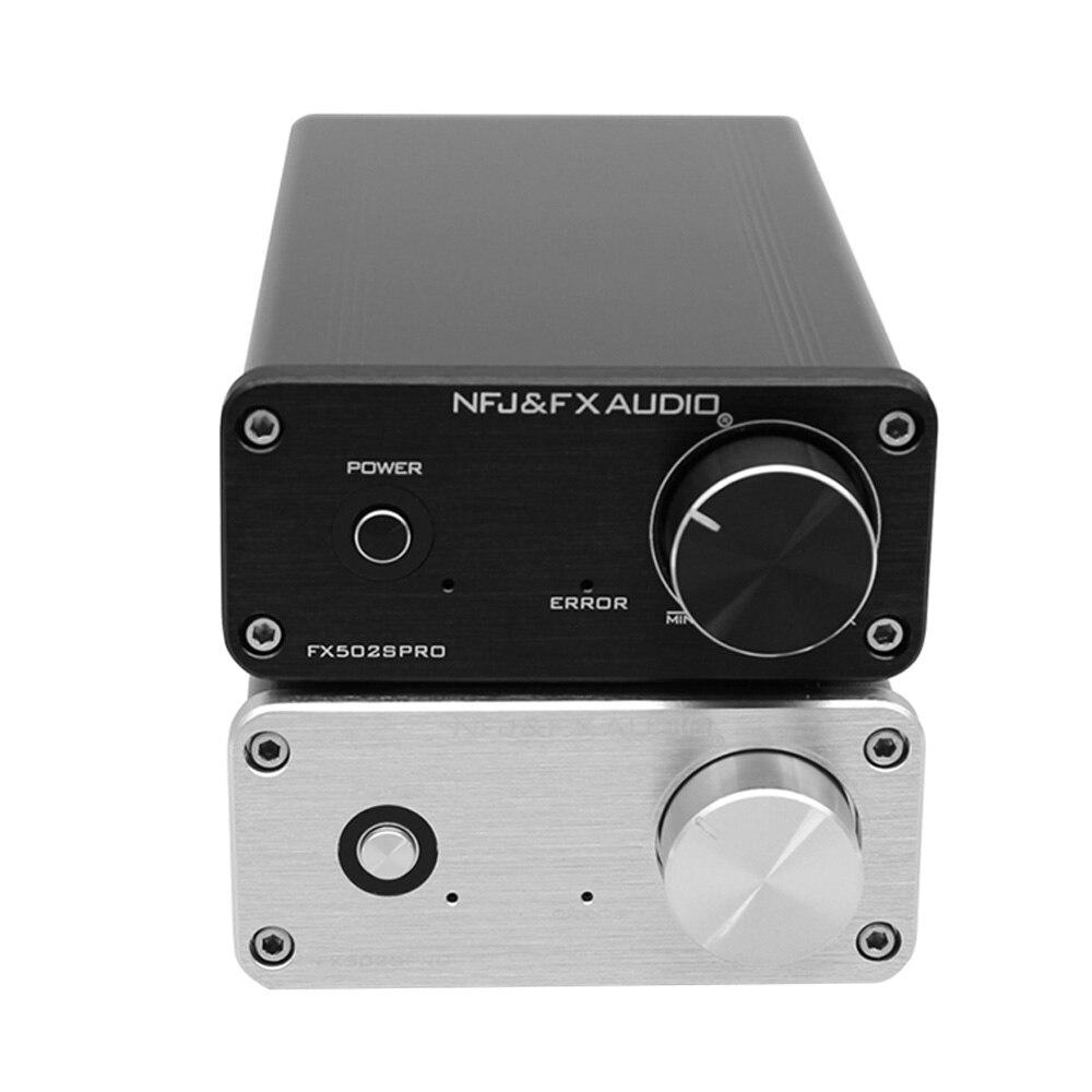 FX Audio FX502SPRO Digital High Power Amplifier HIFI 2 0 Home Mini Professional Amp TPA3250 NE5532