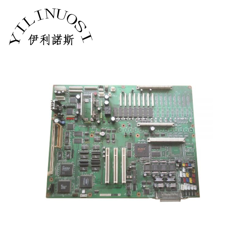 New Mutoh RJ-8000 Mainboard with 4 Heads printers mutoh vj 1604w rj 900c water based pump capping assembly solvent printers