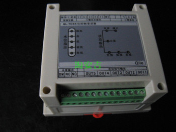 5 Electrode: Water Level Controller, Water Level Converter (automatic Control Device), Alarm with Liquid Level.