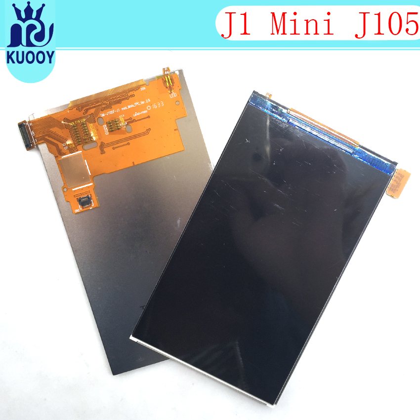 10pcs <font><b>LCD</b></font> For Samsung Galaxy J1 mini J105 <font><b>J105H</b></font> J105F J105B J105M <font><b>LCD</b></font> Display Screen Monitor Panel With Tracking image