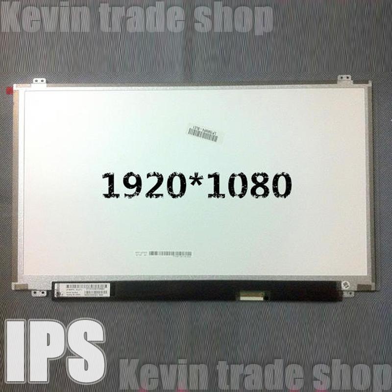 Prix pour 15.6 pouce IPS Ordinateur Portable lcd écran LP156WF4 SLB5 SLB6 SLB7 SLC1 SLB2 SLB3 SLC2 LED Affichage matrice 40pin 1920x1080