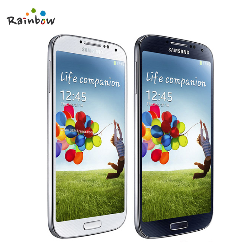 100% Original Samsung Galaxy S4 i9500 Mobile Phone 13MP Camera 2GB RAM 16GB ROM 5.0″ inch 1920X1080 Refurbished 3G Network