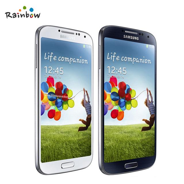 100% Original Samsung Galaxy S4 i9500 Mobile Phone 13MP Camera 2GB RAM 16GB ROM 5.0″ inch 1920X1080 Refurbished 3G Network