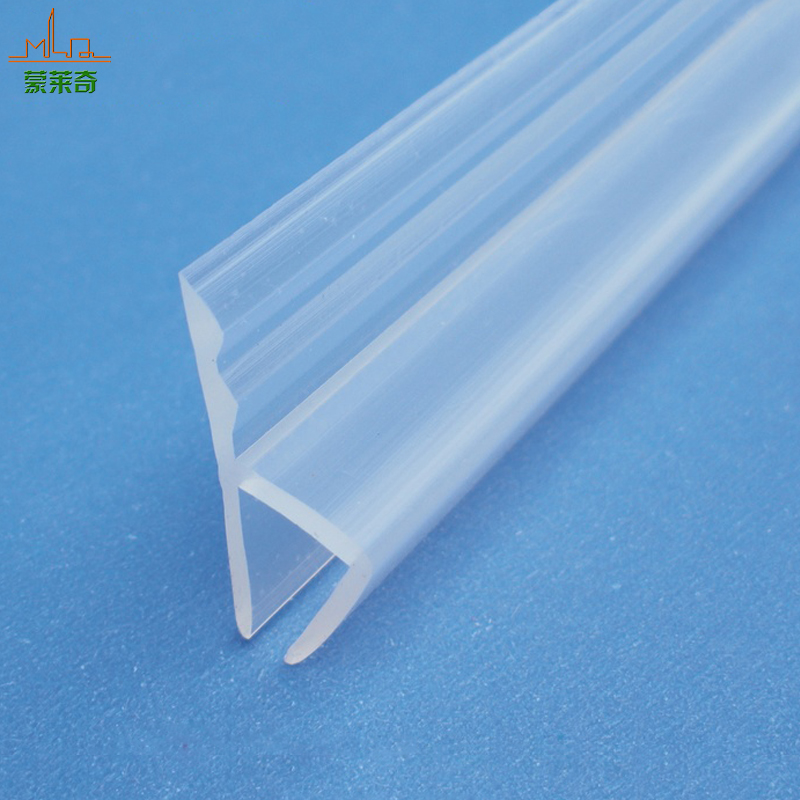 Diford H Type Folding Frameless Balcony Window Seal Bathroom Shower Sliding  Glass Door Waterproof Insulation Strip In Sealing Strips From Home  Improvement ...