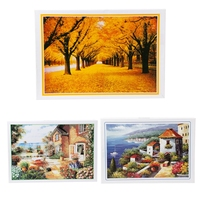 1000 Pieces Thick Paper Puzzle Jigsaw Montessori Educational Toys For Kid Adult W15
