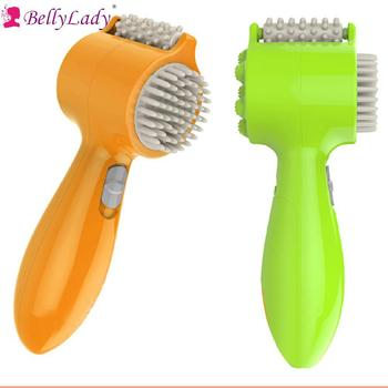 BellyLady Portable USB Massager 4 in 1 Electric Vibrating Roller for Full Body Pain Reduce Massage Equipment