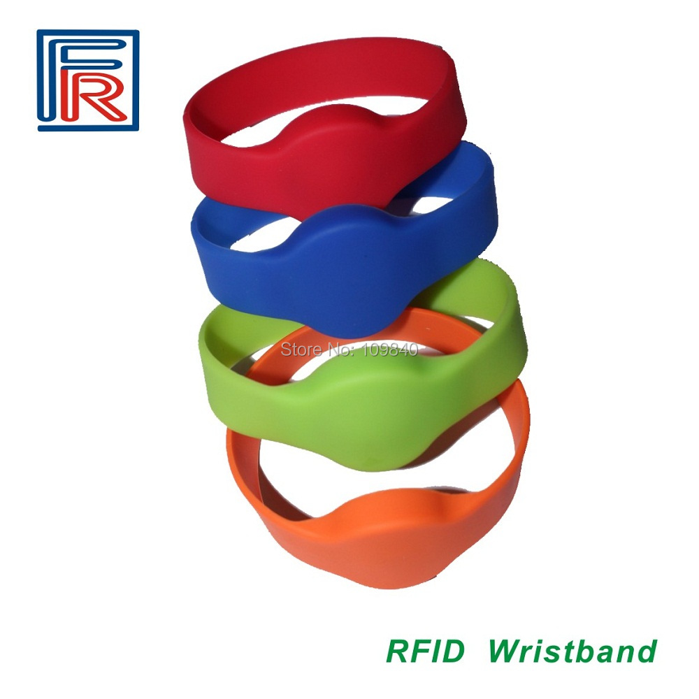 Фото 2016 free shipping by DHL Silicone 125Khz RFID Wristband For Swimming Pool/Spa/Sauna/Club Center  500pcs