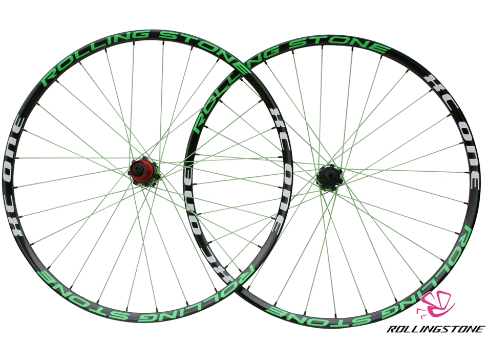Rolling Stone XC 650B 27.5 MTB DISC Wheelset 8/9/10s MTB Bike Wheel 10speed Wheel 9mm /10mm, Or 15mm, 142mm
