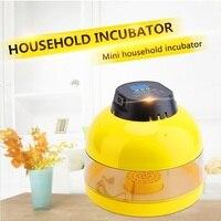 Hot Sale Digital Temperature Control 10 Eggs Incubator China Automatic Homehold Mini Poultry Eggs Incubators