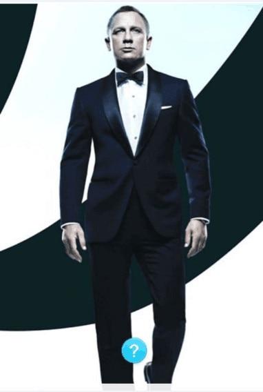 Aliexpress.com : Buy 2015 Men Formal Dress Suits Fashion blue navy ...