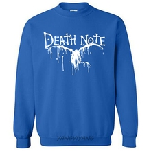 Death Note o-neck sweatshirt (5 colors)