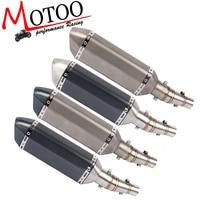 Motoo FOR Kawasaki Z250 2008 2015 Ninja 300 2013 16 Ninja 250R 08 16 Carbon Fiber