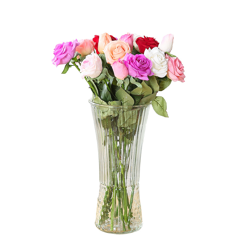 Vasen Haben Sie Einen Fragenden Verstand Glasvase Kreative Abstrakten Moderne Einfache Porzellan Blumenvase Hause Dekorative Vase Haushalt Tabletop Ornamente Vasen Eine Hohe Bewunderung Gewinnen
