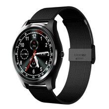 Homens Relógio X8 Smartwatch inteligente Monitor de Pressão Arterial de Pulso de Freqüência Cardíaca Das Mulheres Do Esporte Da Aptidão Rastreador Pulseira para Android IOS