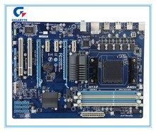 Gigabyte оригинальный настольная материнская плата GA-970A-DS3 DDR3 разъем AM3 + доски 970A-DS3 материнская плата бесплатная доставка