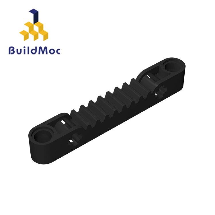 BuildMOC Compatible Assembles Particles 87761 1x7 For Building Blocks Parts DIY Educational Creative Gift Toys