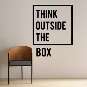 Modern Motivation Wall Sticker