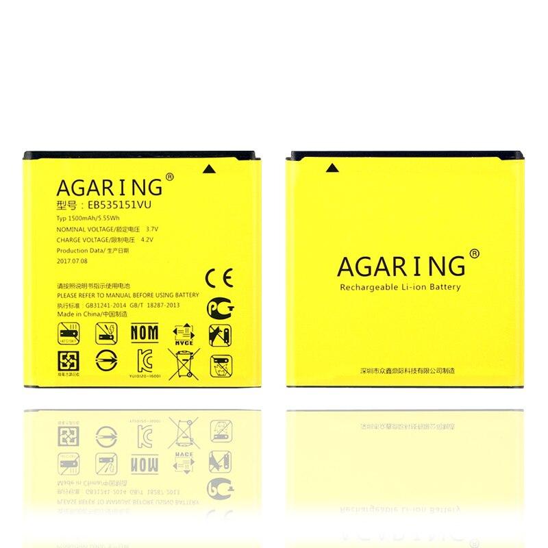 Оригинальные Замена Батарея EB535151VU для Samsung Galaxy S Advance <font><b>I9070</b></font> B9120 i659 W789 Аутентичные телефон Аккумуляторы 1500 мАч