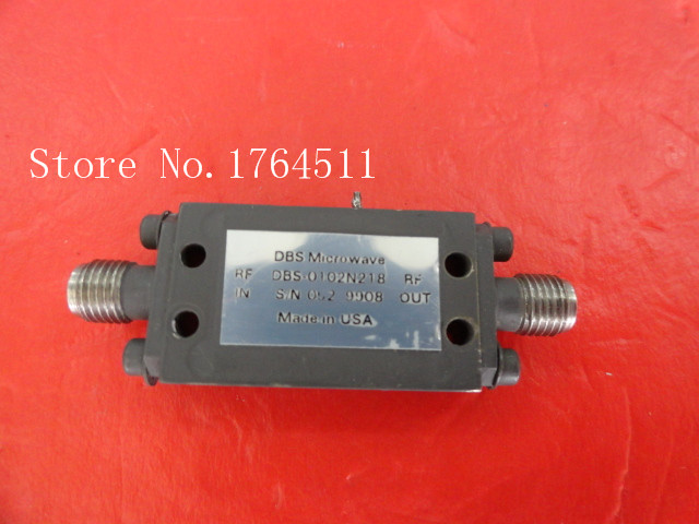 [BELLA] The Supply Of NARDA DBS-0102N218 Amplifier SMA