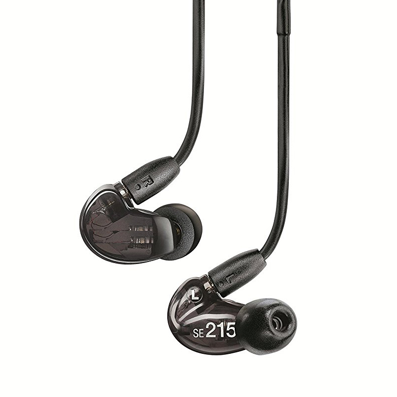 Professional SE215 Hi-fi stereo Headset Noise Canceling 3.5MM In ear Earphones Separate Cable headset SE&215 Monitor Earphones buy monitor jb hi fi