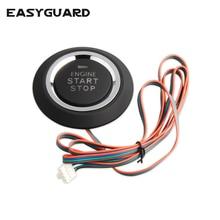 Замена EASYGUARD кнопка запуска двигателя для ec002 es002 ec008 серии P1 стиль