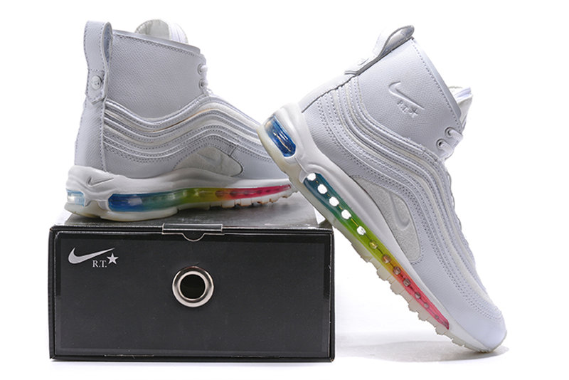 4fbddb7876 2018 RICCARDO TISCI RY X Nike air nike max 97 MID Men sport Shoes EUR SIZE  40 46 Free Shipping-in Skate Shoes from Sports & Entertainment on  Aliexpress.com ...