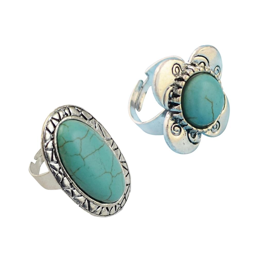 Fashion Charm Women Lady Ring Adjustable Finger Ring Wedding Jewelry Accessory