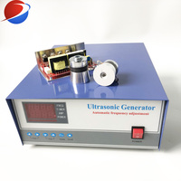 Hoge Frequentie Ultrasone Reiniging Tool 600 W 220 V  Ultrasound Pulsgenerator 65 khz-80 khz