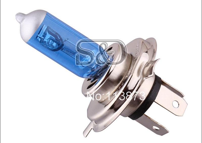 2 шт. 24 В H4 100 Вт супер яркие противотуманные фары галогенная лампа Высокая Мощность фара Автомобильный источник света парковочная головка б...