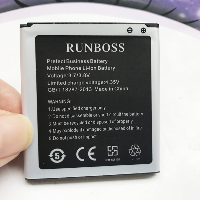 EB-BG360CBC Mobile Phone Battery For Samsung Galaxy Core Prime G360 G361F G361H G3606 G3608 G3609 G360H/F LTE SM-G3606 Batteries
