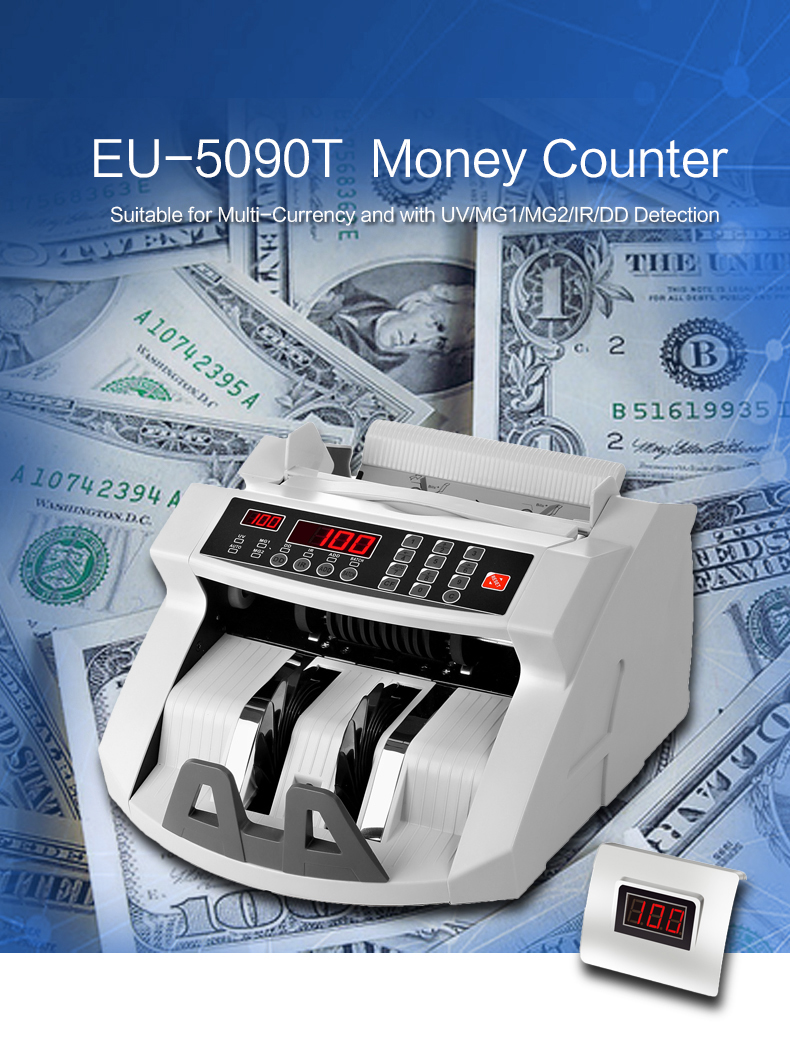 money counting