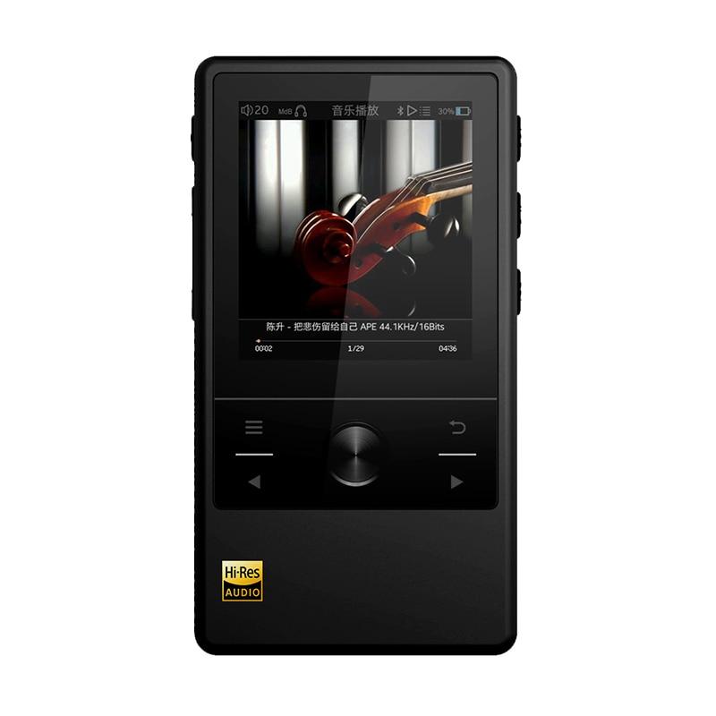 Cayin N3 DAC Loseless Bluetooth 4,0 Apt-x Hifi DSD DAC MP3 FLAC Tragbare Musik-Player Unterstützung 256 DOP CTIA Typ-C Hidizs