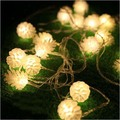 38 Echinacea Fruits Festival Necessary LED Light Wedding Party Decoration 10m Christmas Light Fit Outdoor Indoor