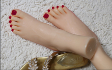 sex solid silicone feet modelfemale foot/soft feet/silicone feet sex toy, real skin color