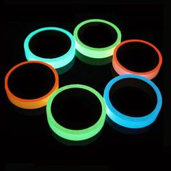 Светоотражающие светящаяся лента самоклеящиеся Светящиеся в темноте наклейки для выхода знак стены безопасность сценическая ночное