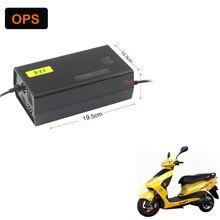 Chargeur de batterie au plomb Intelligent OPS 72V 30ah, pour vélo électrique, scooter, sortie DC110V-240V V 3,5 a