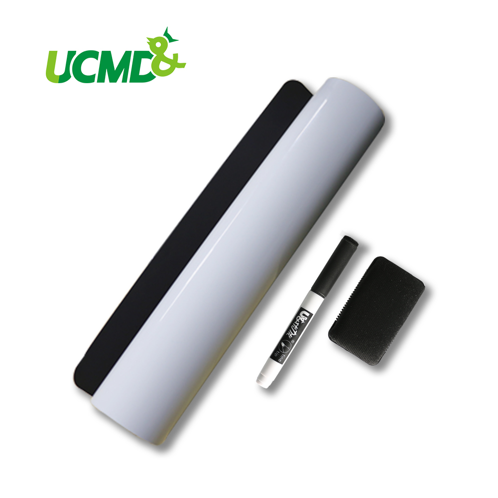 17 x 11 x 0.5mm Magnetic Whiteboard for Kitchen Fridge Message Board Memos Notes Dry erase Magnet